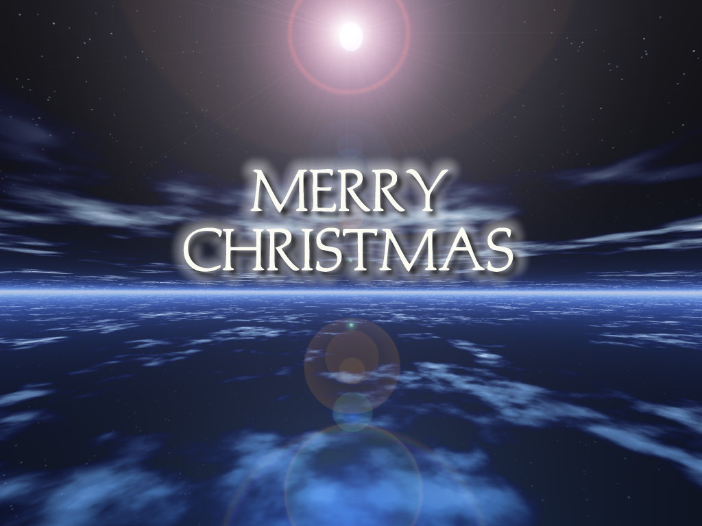 wishing you a merry christmas