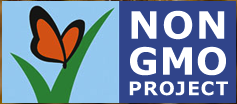 The non gmo project can help us select gmo free foods for our family